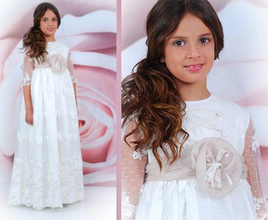 vestidos comunión 2015 - Kauli