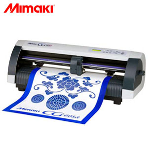 gambar, mesin cutting sticker, plotter, mimaki, CG-60SR