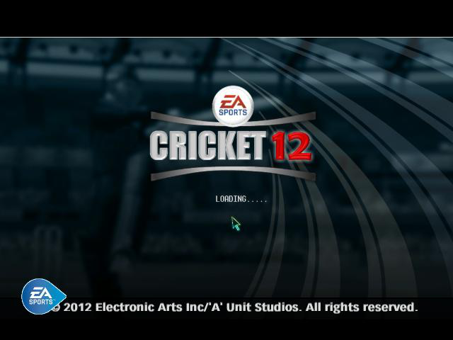 ea sports cricket 2012 game free  setup windows