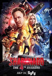 Cá Mập Cuồng Loạn 4 - Sharknado 4: The 4th Awakens