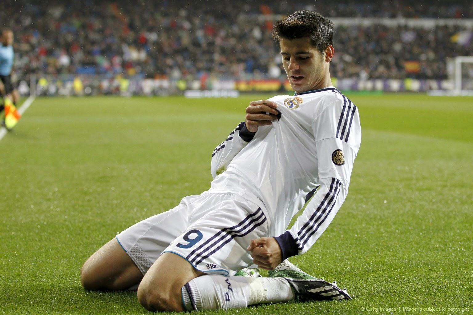 Morata (3-1) 18/03/14 - Champions League 13/14