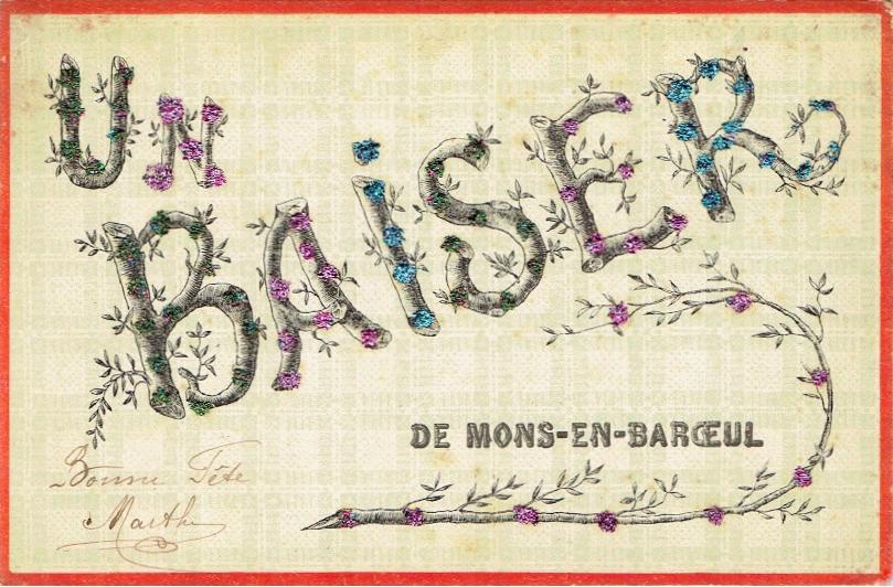 Baiser de Mons