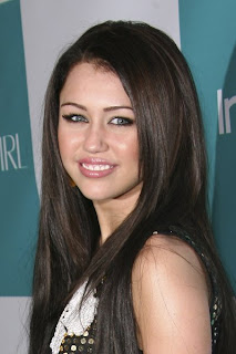 Miley Cyrus Hairstyle Trends - Teenage Girl Hairstyle Ideas