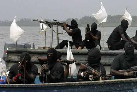 Niger Delta Militants Seize Oil Ship, Kidnap Crew Member, Give Buhari 31 Days To Release Kanu