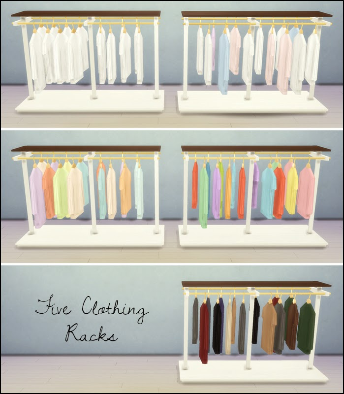 Sims  Clothing Store Lot