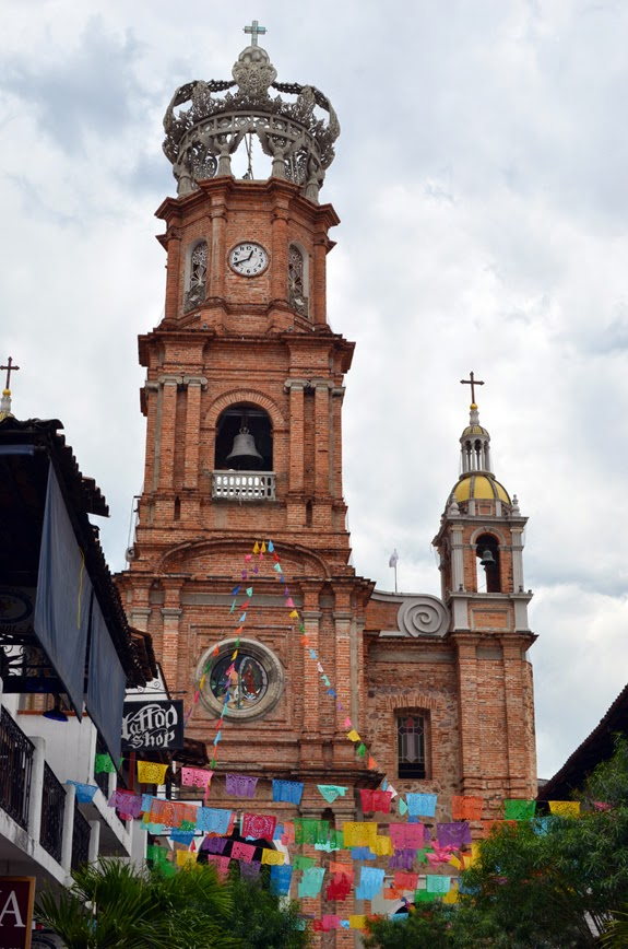 Our Lady Guadalupe Church, Puerto Vallarta, Church, Mexico