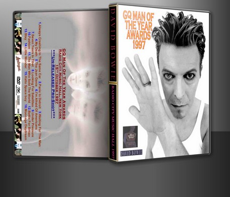 David Bowie - Radio City Music Hall