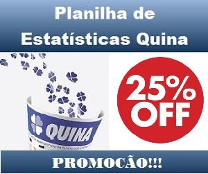 Promoção para Quina!!!