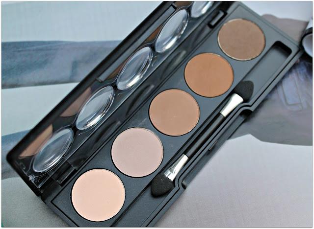 Flormar eyeshadow palette