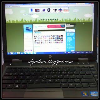 laptop saya