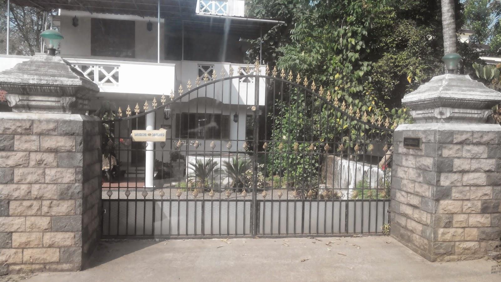 front gate of kerala homes kerala home front gate old gate kerala