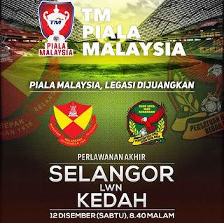 esok kedah cuti umum jika menang piala malaysia 2015