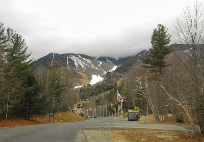 Opening weekend at Whiteface, Nov. 17, 2013.  The Saratoga Skier and Hiker, first-hand accounts of adventures in the Adirondacks and beyond, and Gore Mountain ski blog.