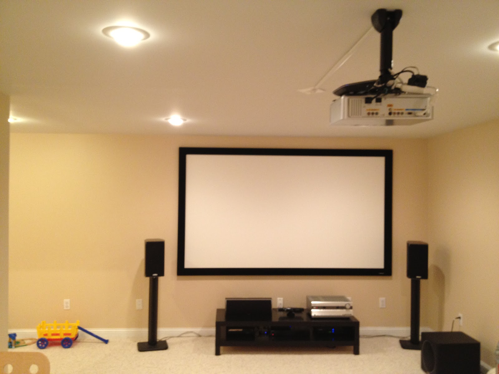 Projector Mounting Ideas Www Topsimages Com