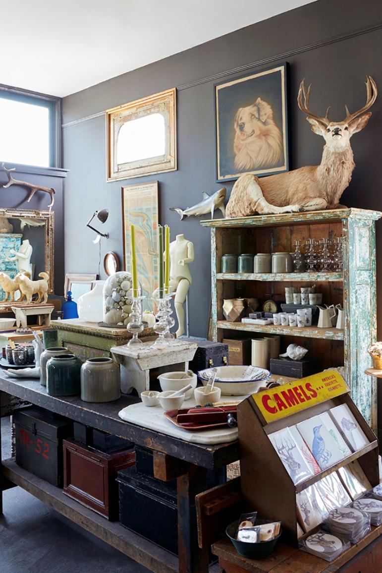 Antic chic decoraci n vintage y eco chic negocios for Decoracion estilo americano