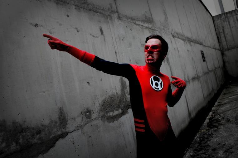 Kryptonian Warrior: Kapow 2012