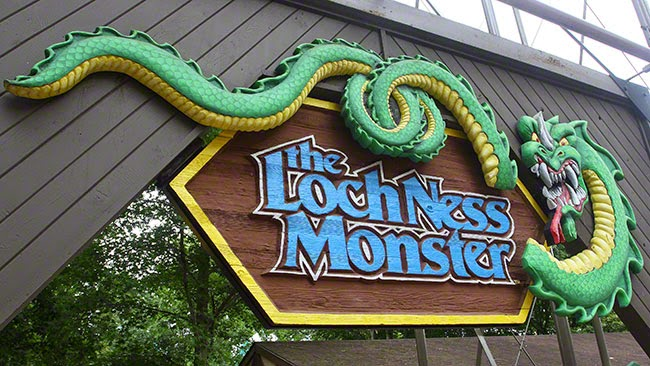 Memories Of The Loch Ness Monster