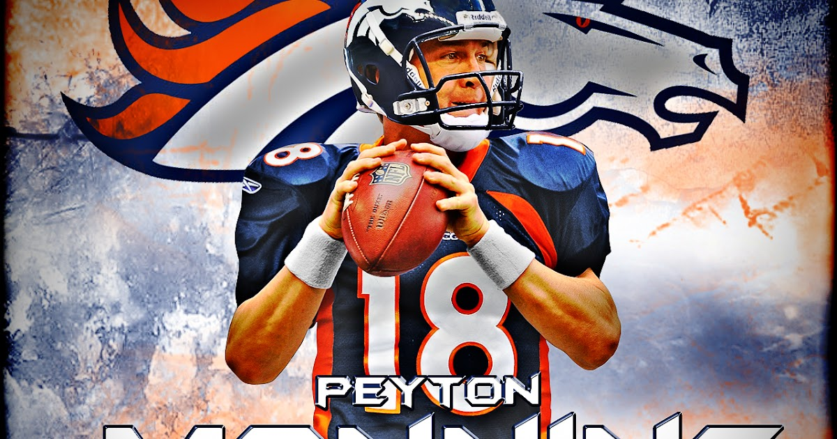 Nfl Wallpapers Peyton Manning Denver Broncos