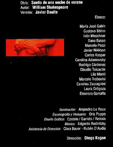 Sueño de una noche de verano. 1997