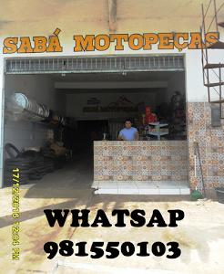 SABÁ MOTOPEÇAS