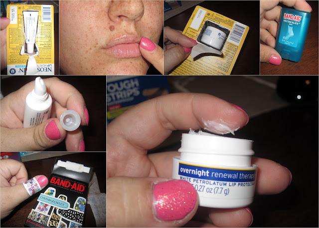 Stocking Stuffers Neosporin Lip Health and Band-Aid