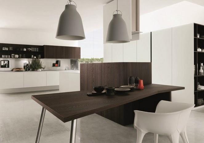 Dise o de cocinas planos de cocinas im genes de cocinas for Diseno de muebles minimalistas