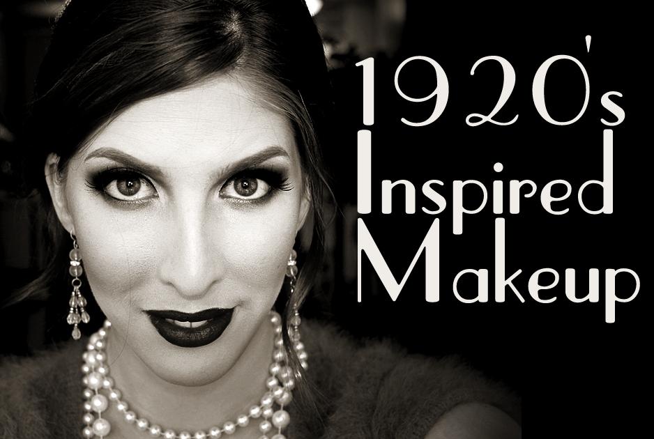 Wearable 1920's Inspired Makeup Tutorial | Meredith Jessica Makeup