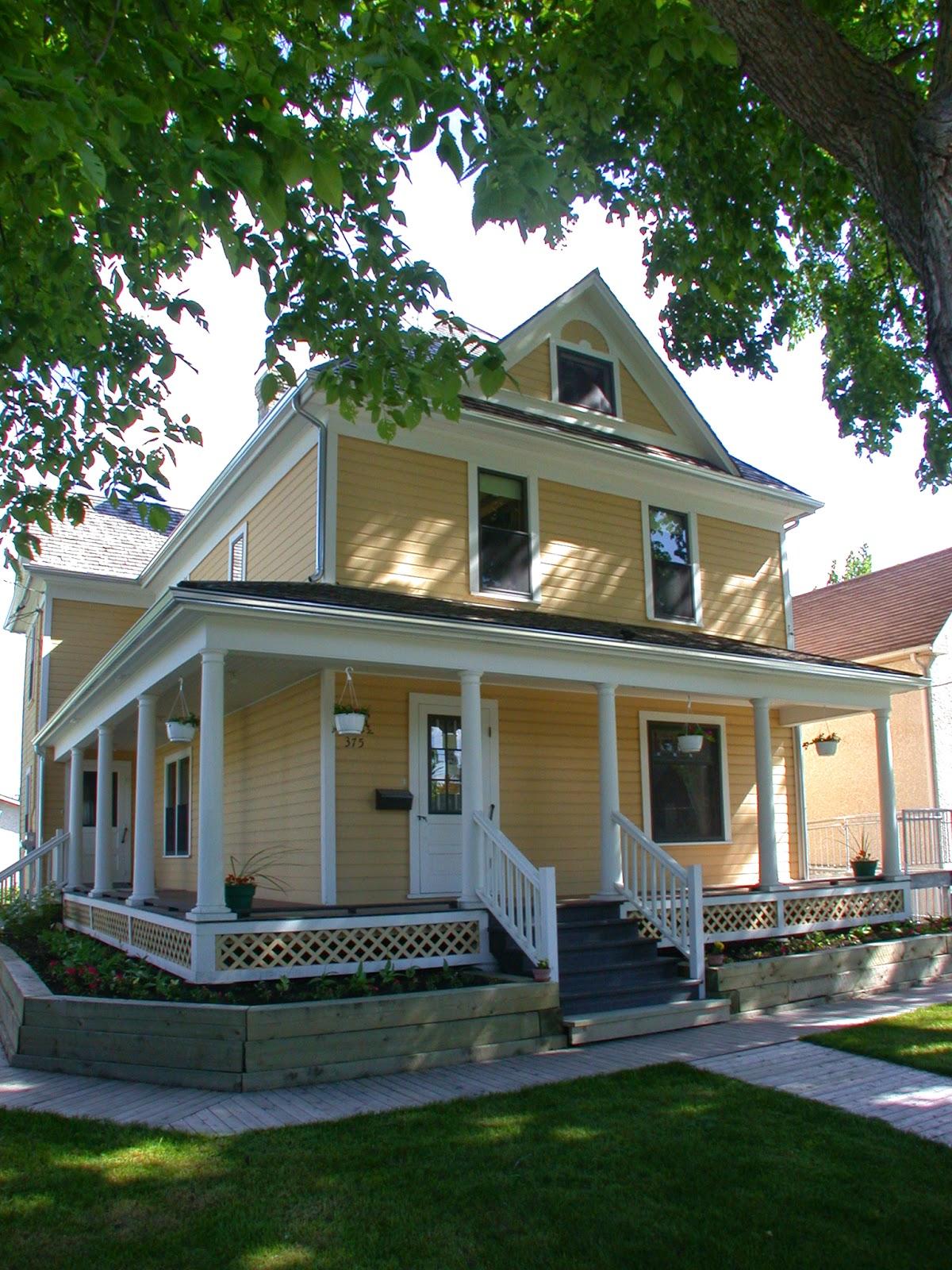 La Maison Gabrielle-Roy - 375 rue Deschambault