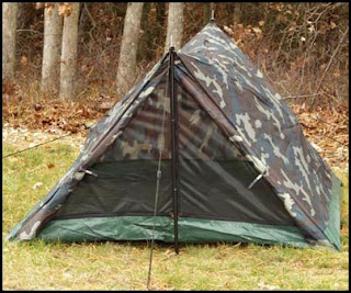 Trail Tents - Camo 2 Man Tent