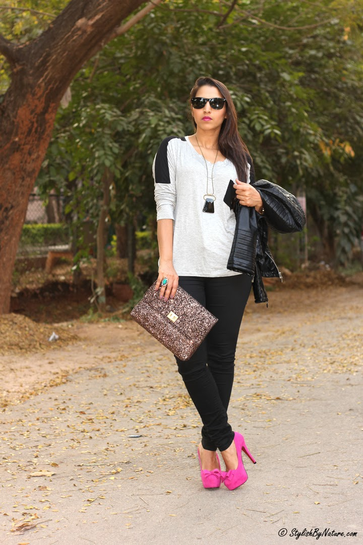 Fashion How to wear sequins casually