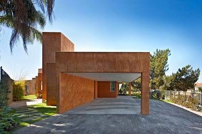 villa moderna y de lujo