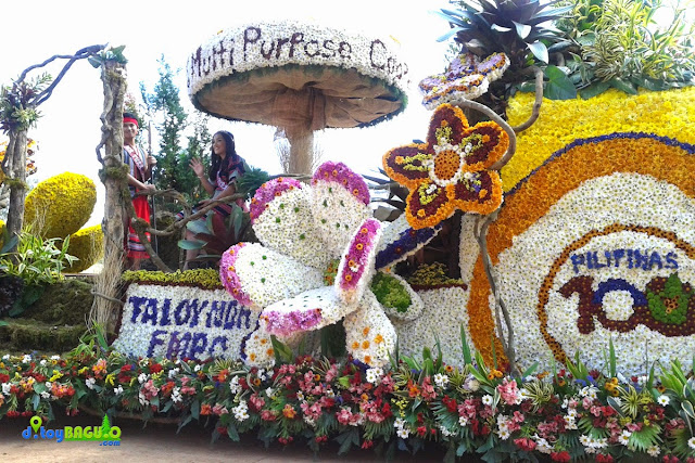 Panagbenga Flower Festival 2015 - Grand Float Parade picture 9