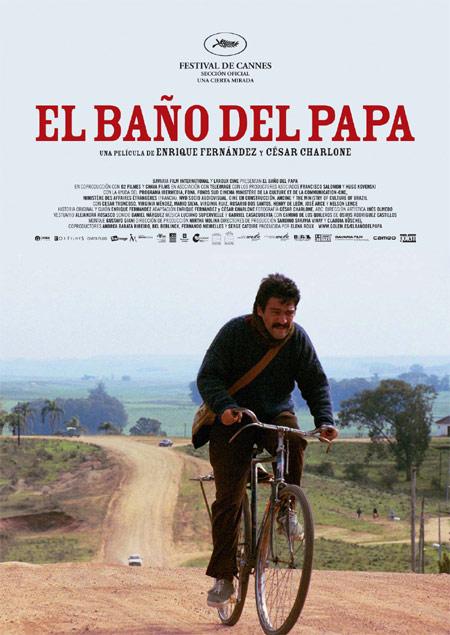 El bano del Papa movie
