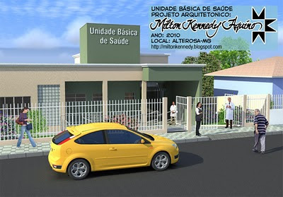 Unidade básica de saúde, Alterosa MG