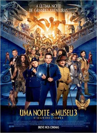 Download Uma Noite no Museu 3 O Segredo da Tumba AVI Dual Áudio + RMVB Dublado Torrent