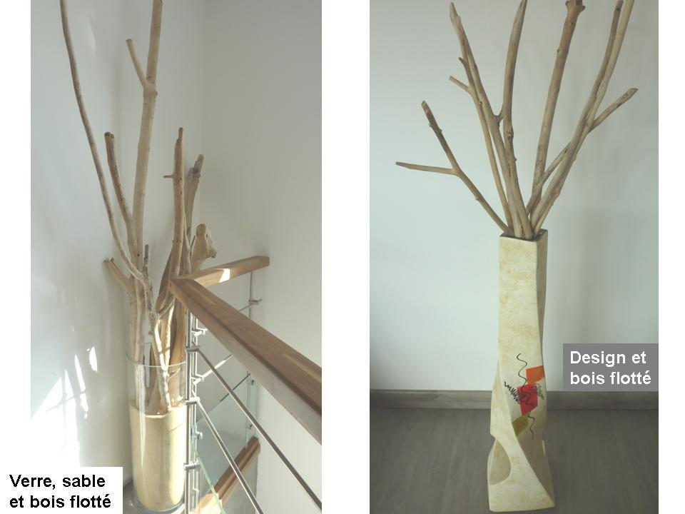Stunning Vase En Bois Flotté Gallery - Transformatorio.us ...