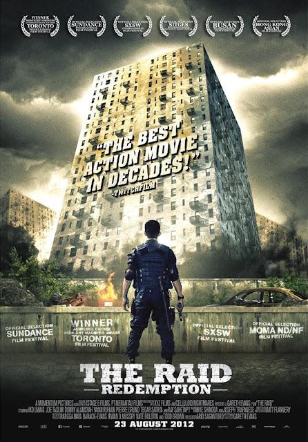 The Raid Redemption (2012) ฉะ! ทะลุตึกนรก | ดูหนัง HD DVD ฟรี