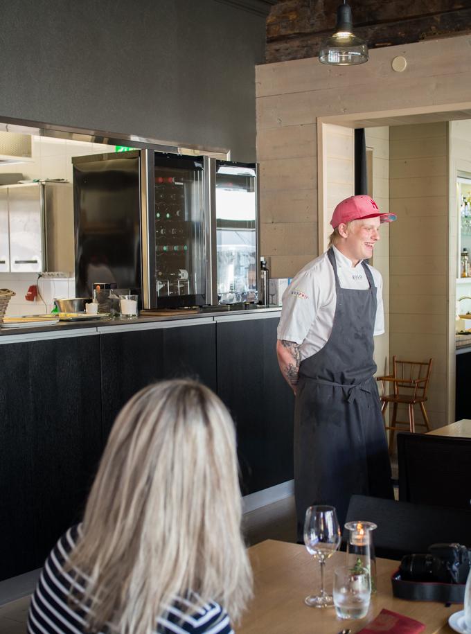 keittiömestari markus niemi ravintola goto