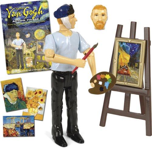 Bonequinho do Van Gogh