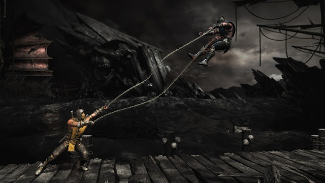 Mortal Kombat X PC Download Photo