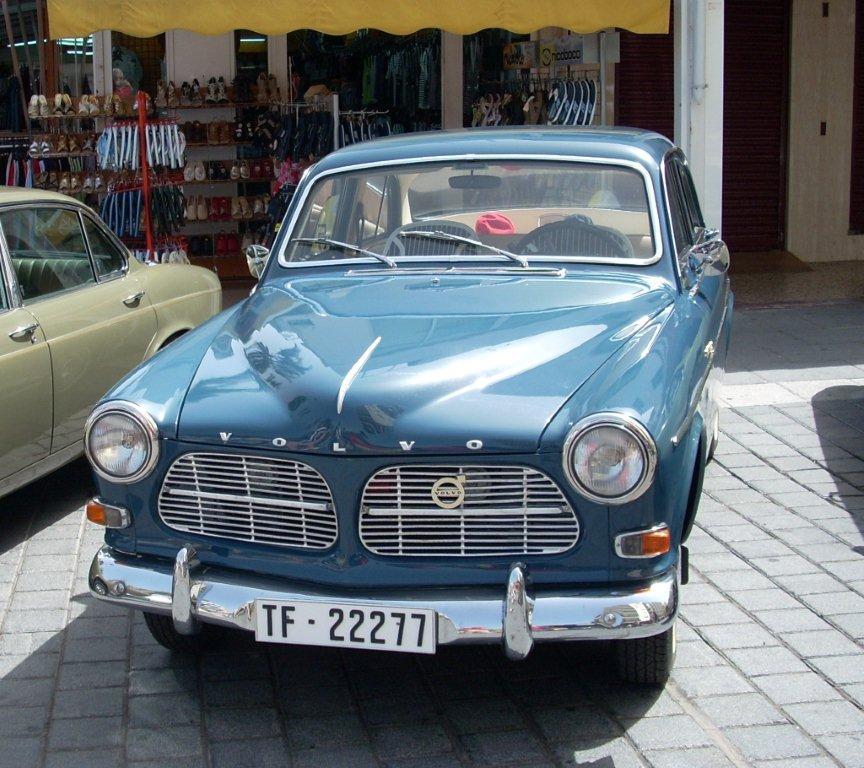 VOLVO P121 AMAZON