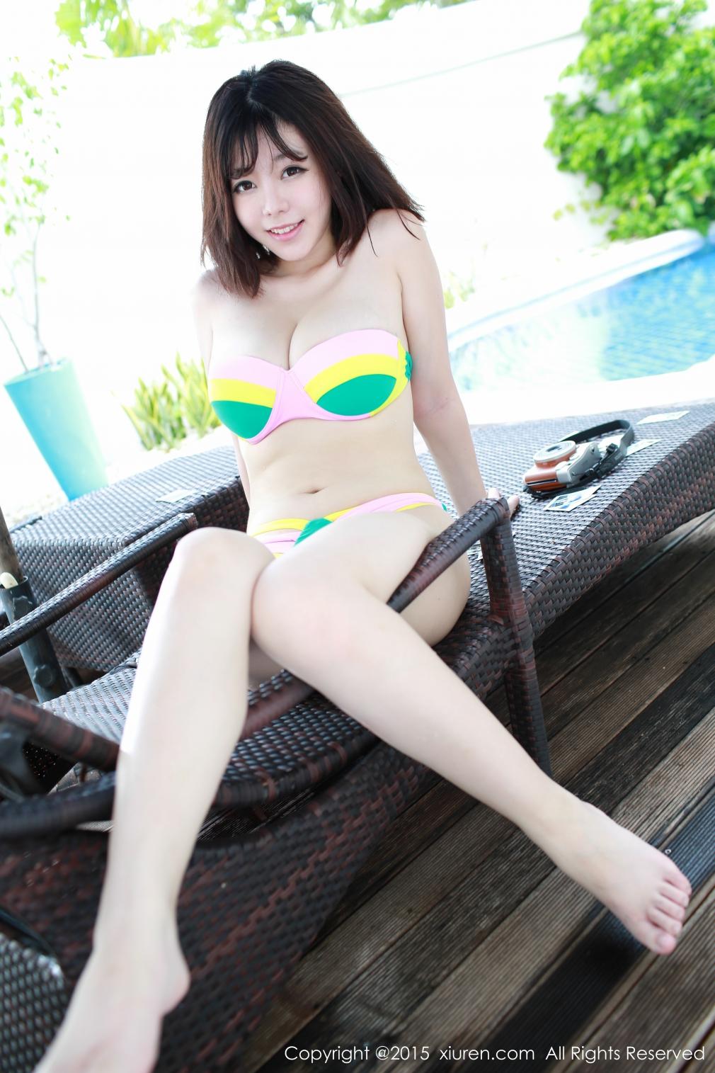 019 - XiuRen No.369 Faye