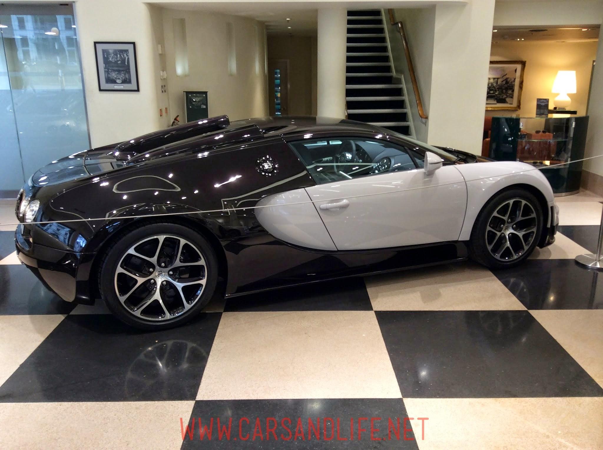 bugatti veyron week at jack barclay hr owen london cars. Black Bedroom Furniture Sets. Home Design Ideas