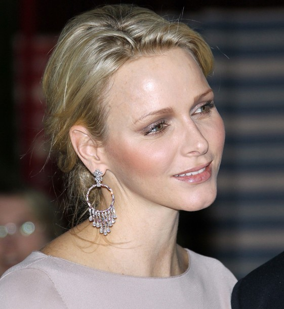 Princess Charlene Wedding Ring