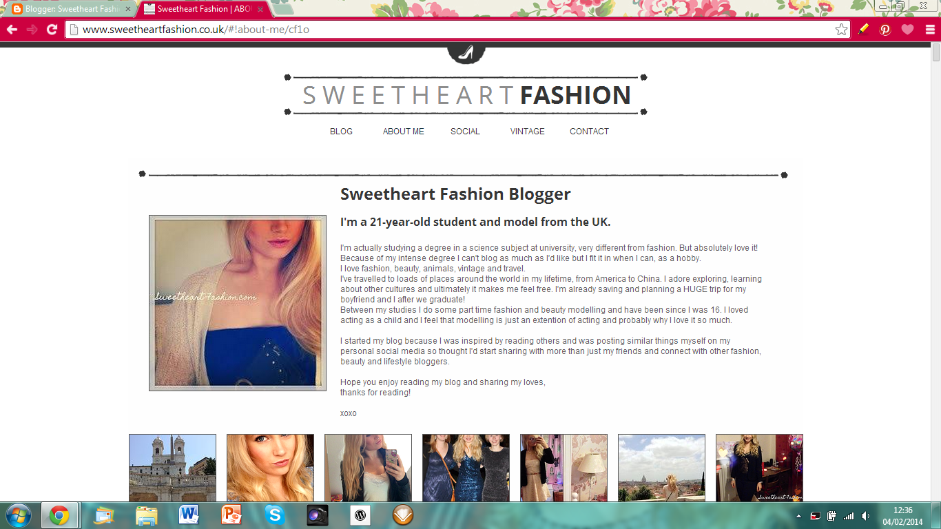 Sweetheart Fashion
