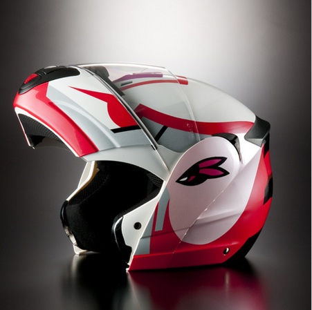 "Capacete do Barnaby Brooks Jr. ""Bunny"""