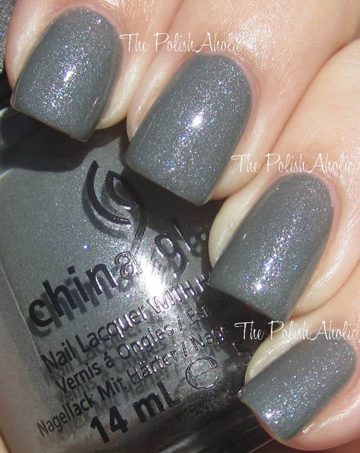 The PolishAholic: China Glaze Halloween 2012 Wicked Collection Swatches