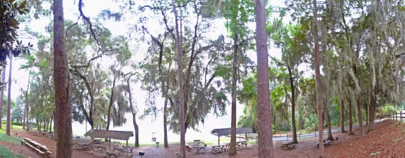 Alfred B Maclay Gardens State Park in Tallahassee Florida USA