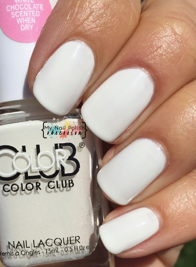 Color Club On Cloud Nine