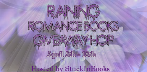 Raining Romance Books Giveaway HOP